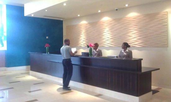 Hyatt Regency Trinidad: lobby