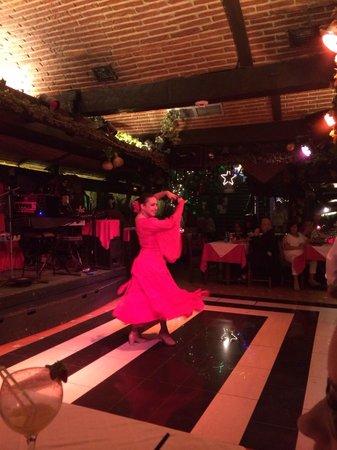 Banana Garden: Flamenco show