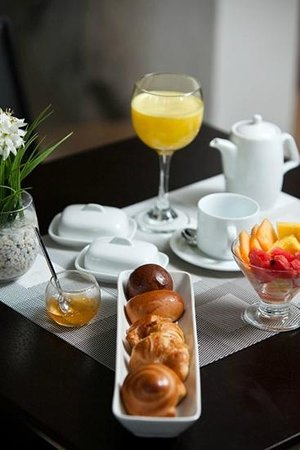 Allure Bonbon Hotel, by Karisma: Desayuno Continental
