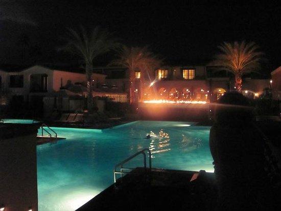 Omni Scottsdale Resort & Spa at Montelucia: piscina scaldata