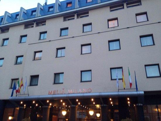 Meliá Milano : Здание отеля