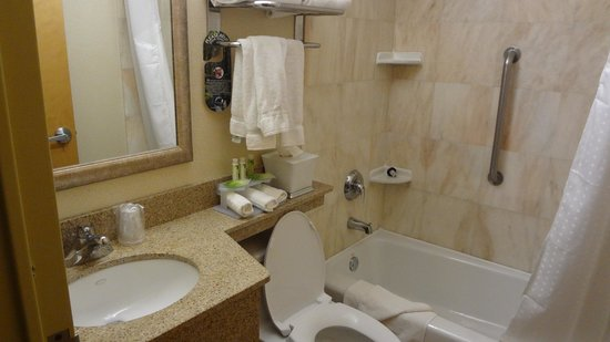 Hotel Central Fifth Avenue New York: Banheiro