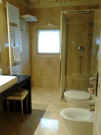 Ca' Mura, Natura & Resort: bagno