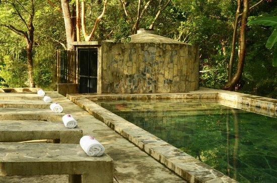 Foto de mision conca arroyo seco piscina tripadvisor for Conca verde piscine