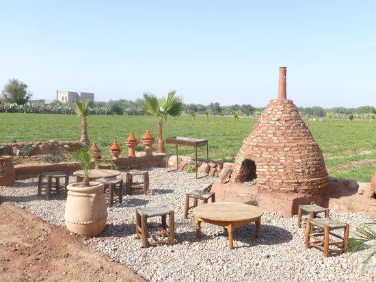 Le Paradis du Safran : four a pain ....