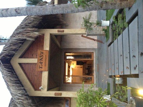 Aroma Beach Resort & Spa, Muine: Tansy restaurant