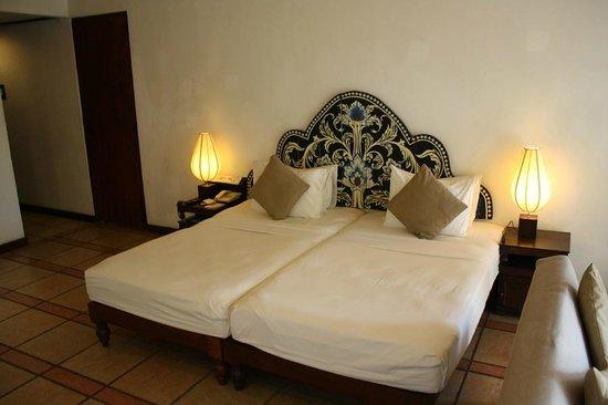 Hotel Thilanka: Doppelbett
