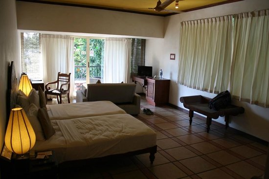 Hotel Thilanka: Zimmer mit Balkon