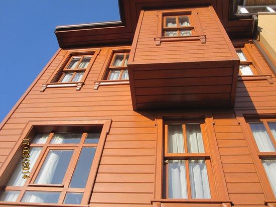 Lalinn Hotel: L'ESTERNO DELL'HOTEL