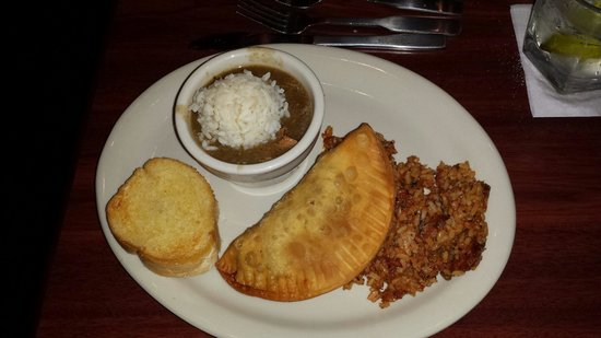 Tibby's New Orleans Kitchen: Jambalaya,  crawfish pie, and a file gumbo!