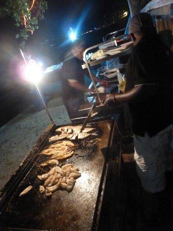 Lucky Tuna : Le Chef