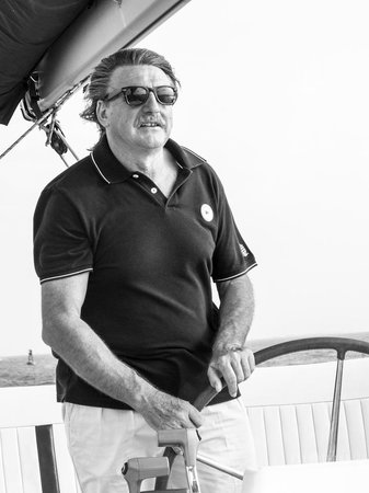 Catamaran Charter Panama - Day Sails: OUR HOST EDOARDO, CAPTAIN AND CHEF