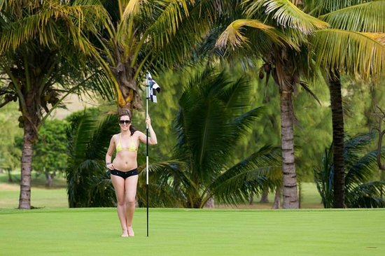 Dinarobin Beachcomber Golf Resort & Spa : Golf