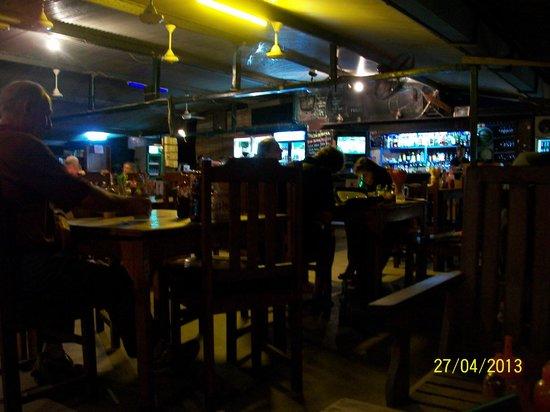 Dive Timor Lorosae: Restaurant.