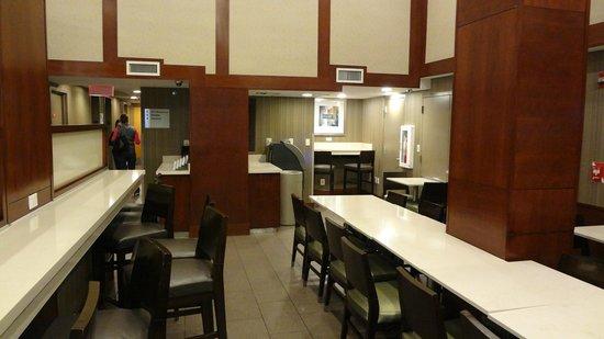 Hotel Central Fifth Avenue New York : Local do café da manhã hotel