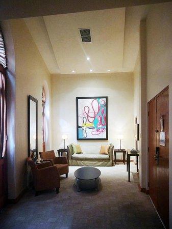Cervantes : Livingroom