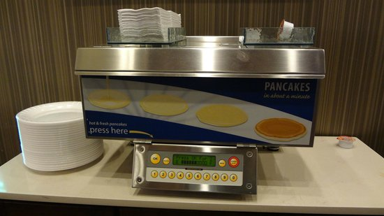 Hotel Central Fifth Avenue New York: Café da manhã hotel