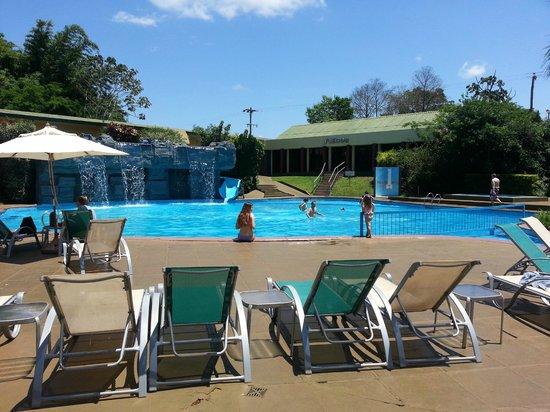 Exe Hotel Cataratas : Tardes de piscina