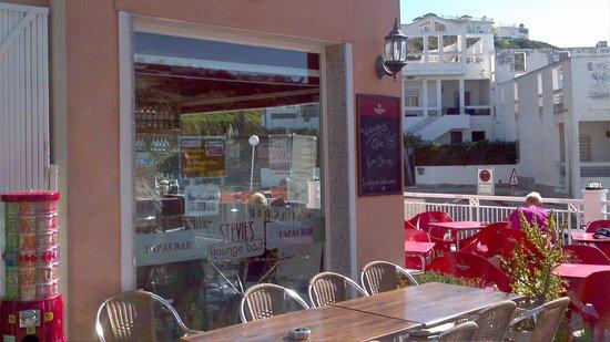 Stevie's Lounge Bar: Stevie's Bar