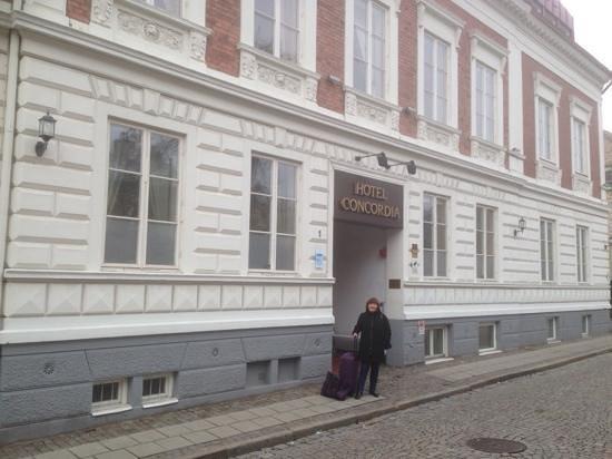 Hotel Concordia: godt hotel