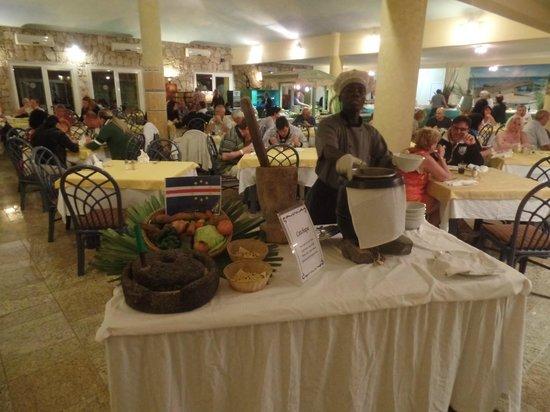 Crioula Club Hotel & Resort: Cuoco