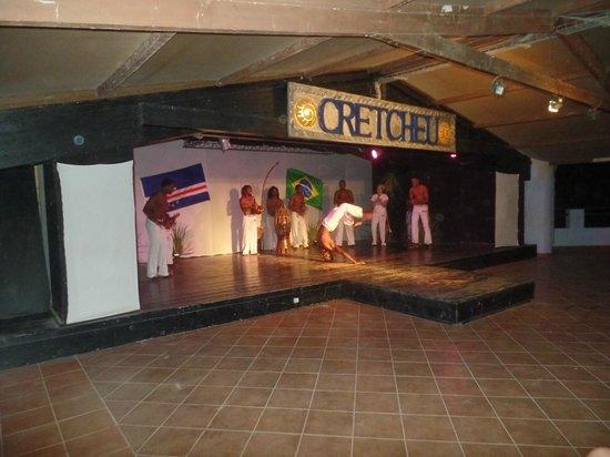 Crioula Club Hotel & Resort: Capoeira
