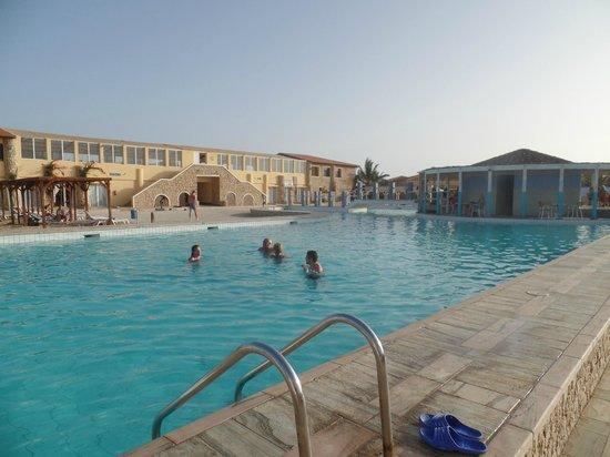 Crioula Club Hotel & Resort: Piscina