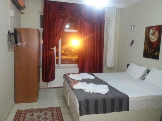 Seatanbul Apart: sea vıew double room