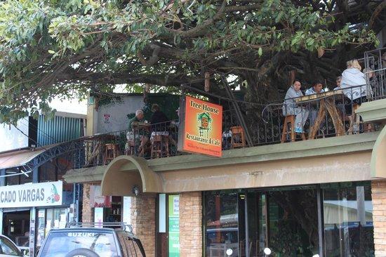 Tree House Restaurante & Cafe: Tree House Restaurant