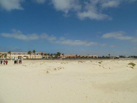 Crioula Club Hotel & Resort: Spiaggia del resort