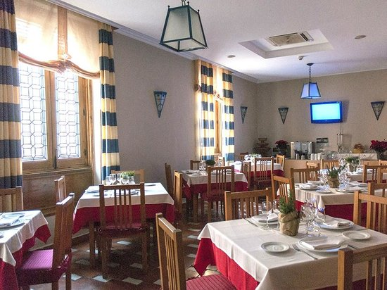 La Casa de la Torrecilla: Restaurante