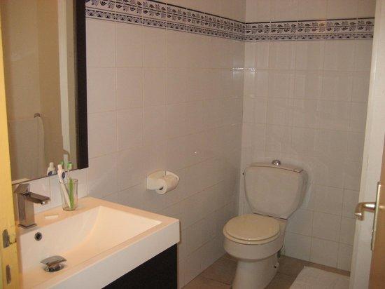 Hotel Le Manguier : salle de bains