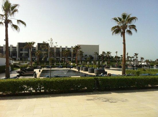 Sofitel Agadir Thalassa Sea & Spa : L'hotel