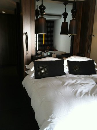 Sofitel Agadir Thalassa Sea & Spa : La chambre