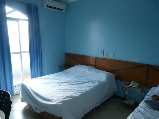 Hotel Rouver: Bedroom