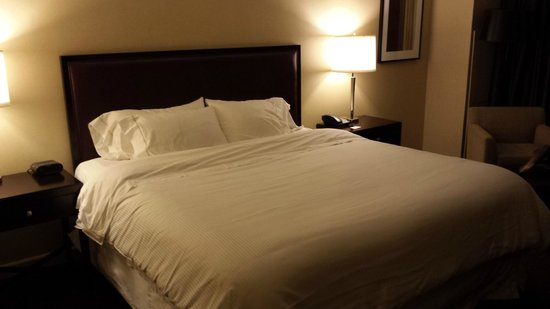 The Westin Baltimore Washington Airport - BWI: King Size Bed