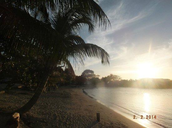 Splash Inn Dive Resort : view from hotel