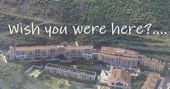 HOTEL LAS OLAS: Wish you were here?.....