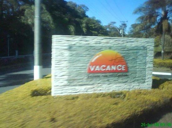 Vacance Hotel : entrada !