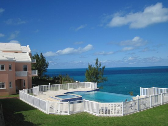 Beautiful Blue Bermuda - Picture of Clear View Suites & Villas ...