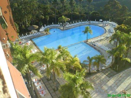 Vacance Hotel : vista muito linda dos apartamentos vale a pena !
