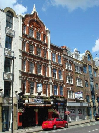 Photo of Nightclub The White Bear at 57 St. John Street, London EC1M 4AN, United Kingdom