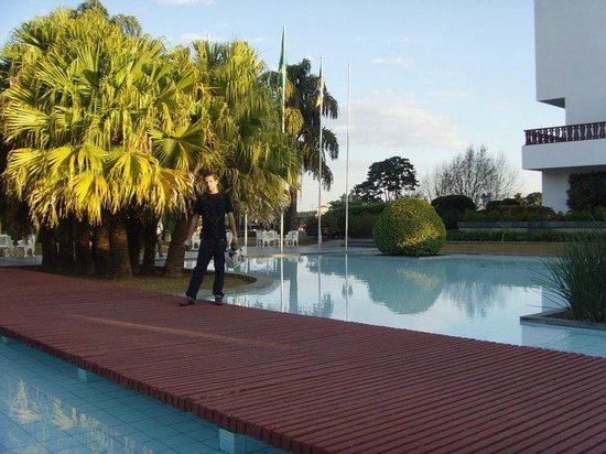 Vacance Hotel : entrada super bonita e bem destribuida vale a pena parar para tirar uma foto