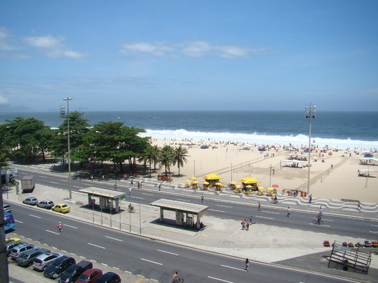 Hotel Atlantico Praia: desde el quinto piso