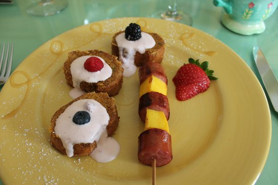 Bellavista Bed & Breakfast : Breakfast