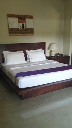 Mount Havana : Large double bedroom