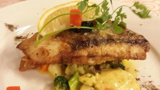 Bistro Year 1673: Pan Fried Norwegian Salmon