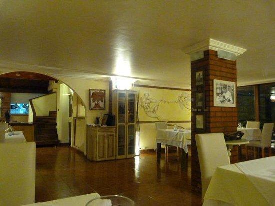 Boutique Hotel de la Fonte : Elegant dining room
