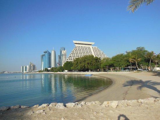 Sheraton Grand Doha Resort Convention Hotel Beach Area