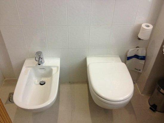 Radisson Blu Hotel, Muscat: WC